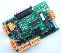 Wholesale Cnc Control Boards - MACH3 parallel port multi axis bidirectional interface board CNC control board