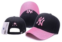 Wholesale New design snapback ball cap Fashion sports Hip Hop style hat baseball golf caps for women men fashion dynamic headdress colors