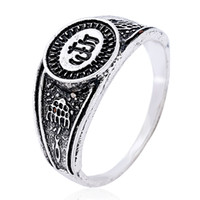 Wholesale Muslim Wholesalers China - Muslim Rings New Products Fashion Muslim Engagement Rings Cheap Muslim Wedding Jewelry Popular Rings for Arabic