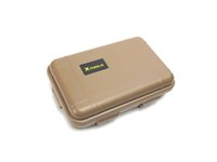 Wholesale Large Size Outdoor Travel Shockproof Plastic Waterproof Box Storage Case Airtight Survival Container Carry Camping Tool Holder
