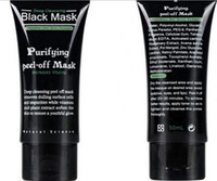 Wholesale Black Heads Removal - Shills Black Facial Mask Nose Black Head Removal Pore Invisible Peels Mask Deep Cleansing Unisex Face Care