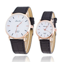 Wholesale Graduated Color - Free shipping wholesale Fashionable ultra-thin couples watch Han edition article fashionable female table nail graduated students table taob