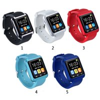 Wholesale Sport U8 Bluetooth Smart Wrist Watch Phone Mate