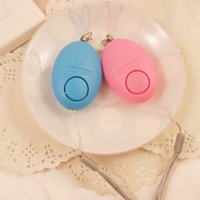 Wholesale Anti Wolf Alarm - Egg shaped anti Wolf for the women's individual small alarm alarm fanglang rack