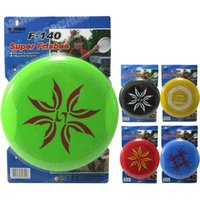 Wholesale Frisbee teenagers Ultimate game Frisbee children toy outdoor sports Flying Boomerang soft UFO Foam Saucer Toys