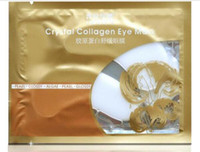 Wholesale Eye Puffiness - Pilaten Crystal Collagen Eye hot sale Mask Anti-puffiness, Dark circle, Anti wrinkle moisture For Eyes Care DHL Free