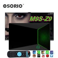 2017 20 PCS M9S Z9 2GB / 16GB Android 7.1 Smart TV Box Amlogic S912 Octa Core CPU KD 17.1 Vollständig beladen 2.4G / 5G Dual Wifi 4K H.265 Set Top Box