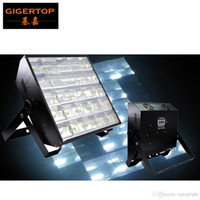 TIPTOP 30x LED MATRIX STROBE 25 X 6W Weiß Farbe Led Strobe Light Klassischer Club DJ Effekt 25-Zonen LED Chasing Strobe Slim Case