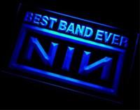ingrosso batte il segno al neon-La migliore band di sempre La migliore band di sempre La birreria dei Beatles Insegne in 3d