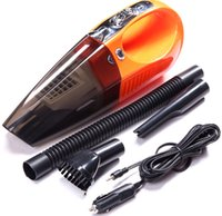 Wholesale Strong Car Vacuum - Dust cleaner Dry wet amphibious with LED super strong suction Car vacuum cleaner Combined new vacuum cleaner