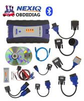 Wholesale Truck Nexiq - NEXIQ USB Link Diesel Truck Diagnostic Tool With Full Set NEXIQ2 USB Link With Software Heavy duty truck scanner