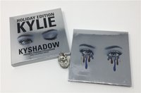 Kylie's Edition Edition Kyshadow Cosmetic Collection Limited Kyshadow Palette opaco rossetto crema ombra crema ombra regalo di Natale buona vendita