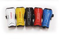 Wholesale Black Foam For Padding - Ultra Light Plate Soft Foam Football Shin Pads Soccer Guards Sports Leg Protector for Adult Teenage