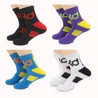 Wholesale Elite Sox - 2017New Custom Elite Socks Real Men Soccer sox Mens Basketball KD Socks Elite Medias Men Deodorant For Men outdoor sport crew socks