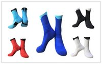 Wholesale White Terry Towels - mens brand new cotton thick bottom towel Deodorant movement male socks high KD elite basketball football soccer sports crew sock terry socks