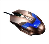 USB Optical Wired Game Mouse Gamer Mouse da gioco G3 per PC Laptop Dota 2 LOL senza confezione