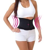 Wholesale Tummy Shapers For Women - women Miss Belt Slimming Shaper Sports Waist Tummy Girdle Waist Trainer Body Shaper Belt For An Hourglass Shapers Cinchers Free Shipping