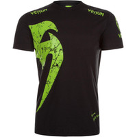 Wholesale Mma Shirts - VENUM GIANT T-SHIRT MMA UFC sport t shirts short sleeves S-5XL