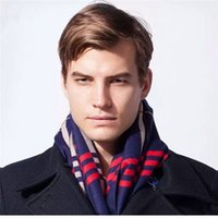 Wholesale Dong Man - Fashionable qiu dong men and women's wool scarf combines simplicity with luxury to extremely warm and soft