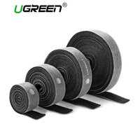 Wholesale Ethernet Protector - Ugreen Nylon Cable Winder Wire Organizer Eearphone Holder Mouse Cord Protector Cable Management For Samsung iPhone Ethernet Wire