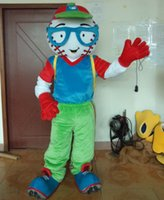 Wholesale Tennis Ball Mascot Costumes - SX0723 100% real photos of the tennis ball mascot costume for adult to wear for sale