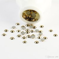 Wholesale Crystal Stones Hotfix - Beyond Better - ss3 -ss30 Crystal Aurum bag Nail Rhinestones Non Hotfix Glitter Nail Stones,DIY 3d Nail Phones Decorations Supplies