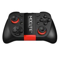 controlador de juegos usb inalámbrico pc al por mayor-2017 Mocute Wireless Bluetooth Game Controller Joystick Gamepad Joypad Para Teléfonos Inteligentes Soporte Universal Android / iOS / PC