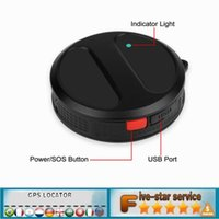 Wholesale Gps Tracking Mini Personal - CAR GPS Locator new Mini GPS Tracker Kids T8S Spy Device Personal Child Tracking Waterproof IP65 Geo-fence GPS LBS Double Positioning