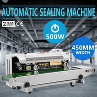 пластиковые пакеты оптовых-Автоматическая горизонтальная непрерывная пластиковая мешочная лента Seal Sealer Machine FR900