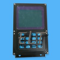 Wholesale Excavator 12 - Komatsu Parts PC200-7 PC220-7 PC300-7 PC360-7 Monitor Display Screen 7835-12-3006 7835-12-1007 LCD Panel for Excavator Cabin