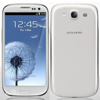 Wholesale Phone Galaxy S3 - Refurbished Original Samsung Galaxy S3 i9300 i9305 4.8 inch HD Quad Core 1.4GHz GPS Wifi 3G WCDMA 4G LTE Unlocked Smart Phone Free DHL 5pcs