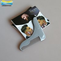 Wholesale Cheap Wholesale Trimmings - Cheap Beardeur Beard Styling & Shaping Template Comb Trim Tool - Beard Shaper Guide for Line Up & Edging - Use With Beard Trimmer