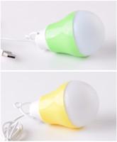 usb lâmpadas banco de energia venda por atacado-USB LEVOU Luz de Leitura de Lâmpada de Luz Noturna Portátil Trabalho Com Banco De Potência Notebook Camping Luz Ao Ar Livre Lâmpada LED