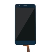 Wholesale New Original Huawei - For huawei honor 8 V8 Original new Touch Screen Digitizer +LCD display Test ok free shipping DHL black white blue