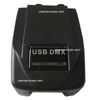 controlador de martin al por mayor-1024 DMX 512 DJ Controller, Martin Light jockey 3 Pin 1024 USB DMX Controlado Luz de escenario