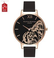 Relógios para senhora Brand Luxury Ultra Slim Quartz Watch Mulheres 2017 Business Leather Band Relogio Masculino Moda relógios de pulso