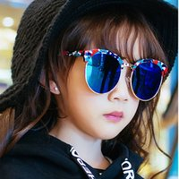 New Fashion Kids 'Sunblock Toddler Baby Stylish Summer Glasses Kid Girl Lunettes de soleil Baby Girl Mode Marque Boy Cool Style Glasses CK462