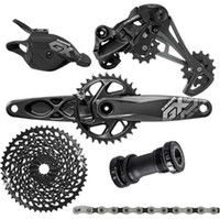 Mountain Bikes sram kit - 2018 SRAM GX12 eagle speed gear kit dial dial after dialing the flywheel T