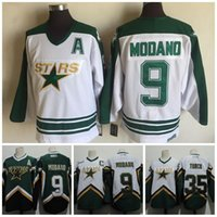 ... 2016 Dallas Stars Mens 9 Mike Modano Jerseys ICE Hockey Jersey  Embroidery 672a72621
