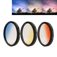 Wholesale Iphone Lens Filter - Universal Phone Lens 0.7X HD Super Wide Angle + Macro Lens + 55mm Lens Filter Kit with Clip for iPhone   Samsung   HTC   Sony