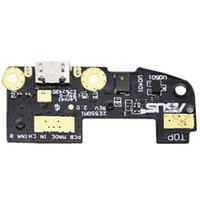 usb port board toptan satış-Asus ZenFone 2 Için yeni Yüksek Kalite Yedek 2 ZE550ML ZE551ML Mikro USB Şarj Şarj Dock Port Flex Kablo Bağlantı Fiş Kurulu