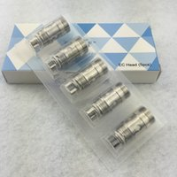 Wholesale Ec Pen - Eleaf iJust2 Tank Coils iJust 2 EC Coil Head 0.3ohm 0.5ohm Replacement Coil for iJust2 Vape Pen Kit Melo 2 Atomizers