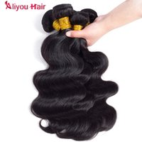 Wholesale Indian Remy Wavy Hair Weave - Best Sale Items Mink Brazilian Body Wave Hair Weaves Wet and Wavy Virgin hair Bundle Deals Peruvian Cambodian Remy Human Hair Extensions