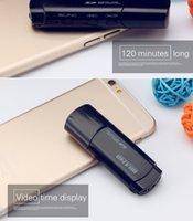 Wholesale covert video surveillance camera - HD 1080P Night Vision Mini Spy Camera USB Flash Drive U Disk Hidden Camera Micro Covert Video Recorder DVR Surveillance Cam Camcorder U838