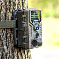 "Wholesale Scout Camera Mms - Wholesale- 2.4"" TFT Display HD 12MP Trail Camera GSM MMS GPRS SMS Control Scouting Infrared Wildlife Night Vision Hunting Digital Camera"