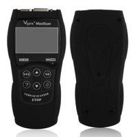 scanner para fiat venda por atacado-Nova Display LCD VGATE VS890 OBD2 Leitor de Código OBDII Auto Car Scanner Ferramenta De Diagnóstico Multi-linguagem CEC_A0D