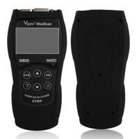 nuevos escáneres de diagnóstico al por mayor-Nueva pantalla LCD VGATE VS890 OBD2 Lector de código OBDII Herramienta de diagnóstico de escáner automático para autos en varios idiomas CEC_A0D