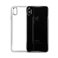Wholesale Crystal Retail Iphone - Crystal Clear Cell Phone Cases For iPhone 7 8 Plus s8 plus and Samsung s7 edge Note 8 Ultra Transparent Soft TPU Silicone Cover Retail box