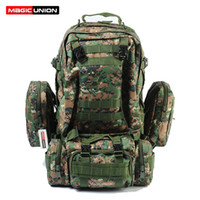 Wholesale Union Family - Wholesale- MAGIC UNION A Family Of Four Men Women Unisex Backpack High Quality Bag 70L Backpacks High capacity men backpacks
