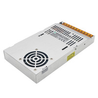 Wholesale 5v Dc Power Input - Ultra Thin 5V 80A 400W Switching Power Supply Driver For LED Strip AC 220-240V Input to DC 5V
